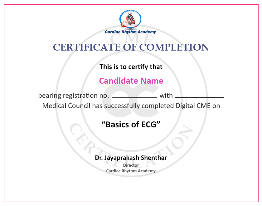 Omnicuris academics basics of ecg certificate yelopaper